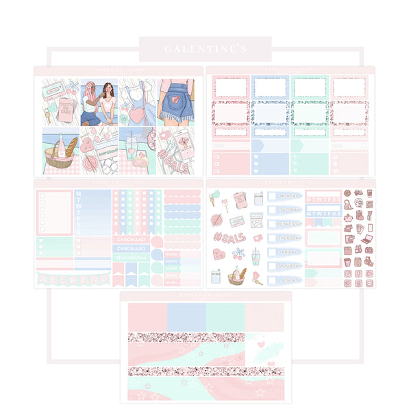 Galentine's // Mini Kit
