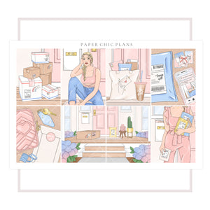 Happy Mail // Full Kit - Paper Chic Plans