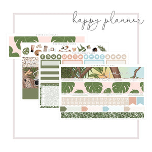 JUNE // Happy Planner Classic Monthly Planner Kit - Paper Chic Plans