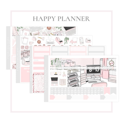 May // Happy Planner Classic Monthly Planner Kit