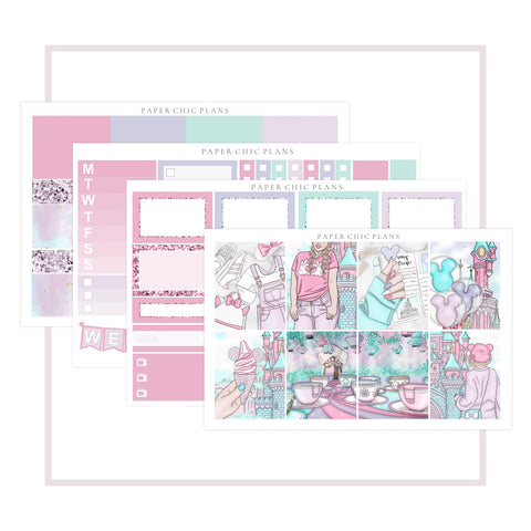 Magical // Mini Kit - Paper Chic Plans