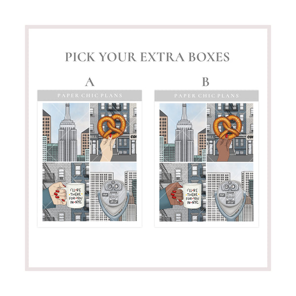 New York City // Mini Kit - Paper Chic Plans