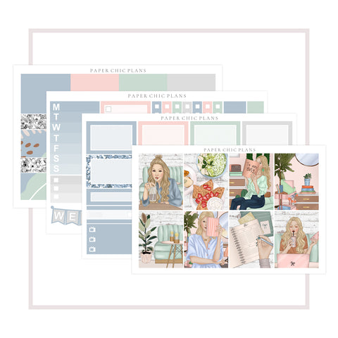 Planner Life // Mini Kit - Paper Chic Plans