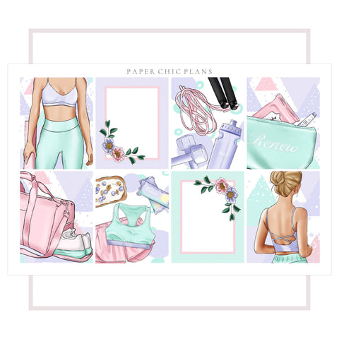 Refresh // Full Kit - Paper Chic Plans