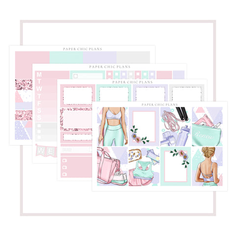 Refresh // Mini Kit - Paper Chic Plans