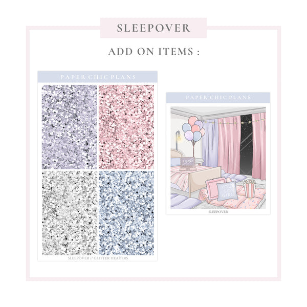 Sleepover // Mini Kit
