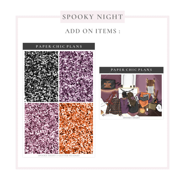 Spooky Night // Mini Kit