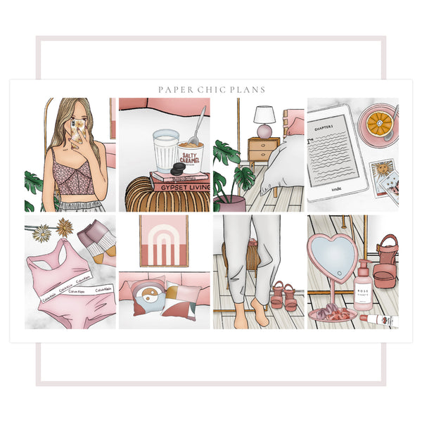 Tara // Full Kit - Paper Chic Plans