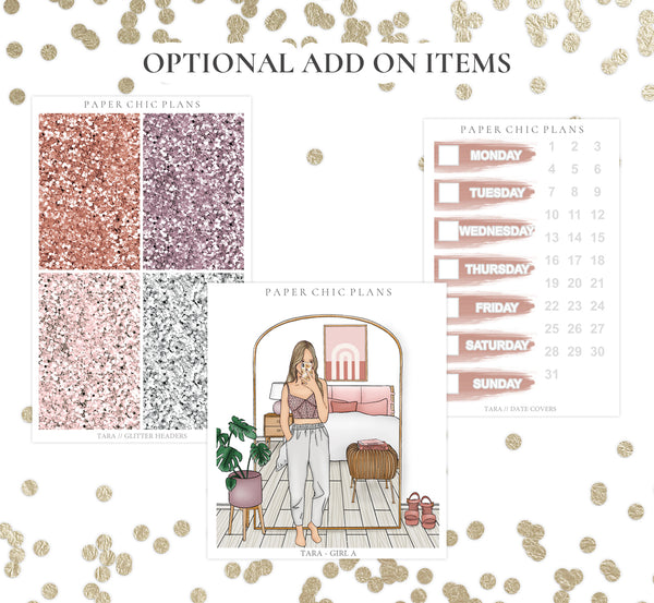 Tara // Mini Kit - Paper Chic Plans