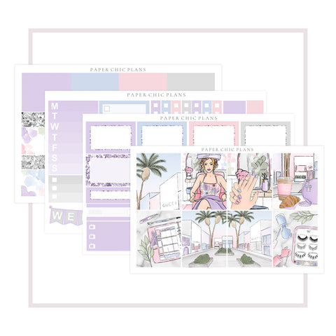 Treat Yourself // Mini Kit - Paper Chic Plans