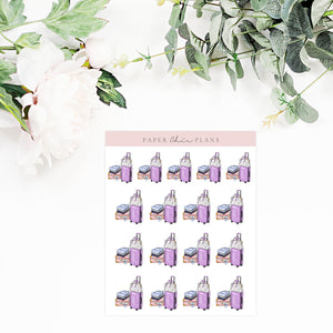 PACK // Planner Icons - Paper Chic Plans