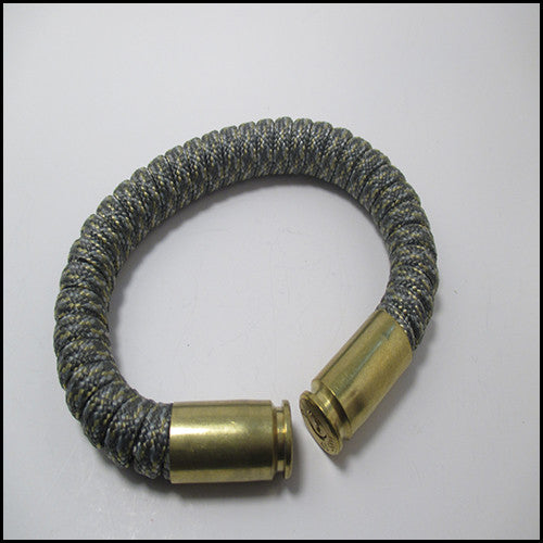 acu digital paracord beararms bullet casing bracelet jewelry