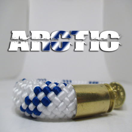 arctic beararms bullet casings bracelet jewelry