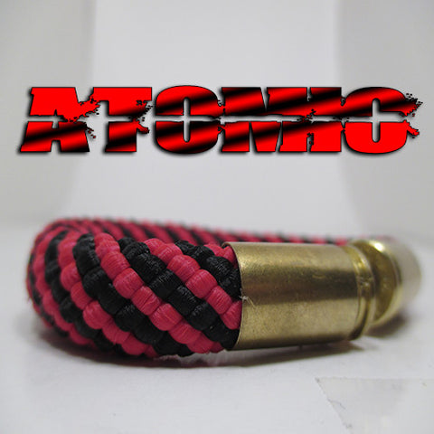 atomic beararms bullet casings bracelet jewelry