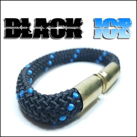 black ice original beararms bullet casings bracelet jewelry