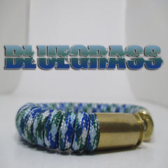 bluegrass paracord beararms bullet casings jewelry bracelets