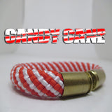 candy cane beararms bullet casings jewelry bracelets
