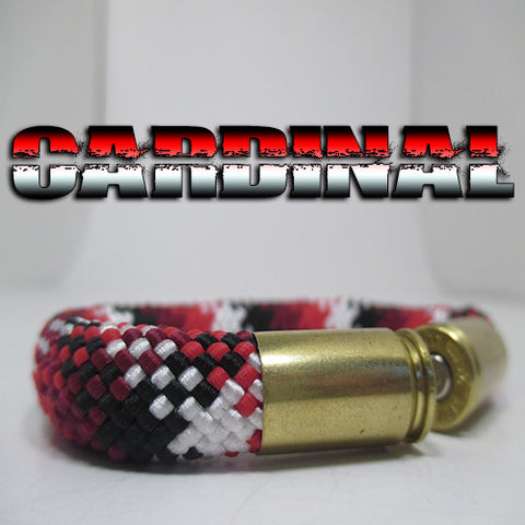 cardinal beararms bullet casings jewelry bracelets