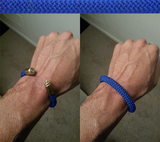 Blue BearArms Bracelet Jewelry