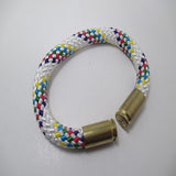 confetti beararms bullet casings jewelry bracelets