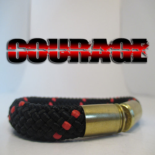 courage beararms bullet casings jewelry bracelets