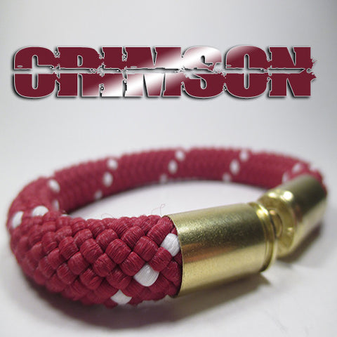 crimson beararms bullet casings jewelry bracelets