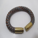 die cast paracord beararms bullet casings jewelry bracelets
