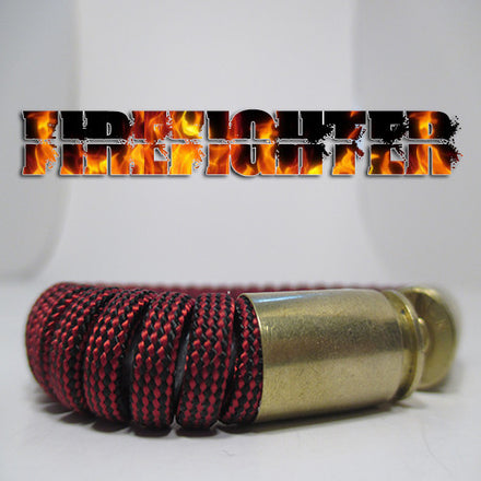 firefighter paracord beararms bullet casings jewelry bracelets