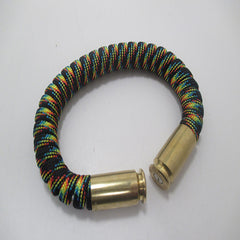 galaxy paracord beararms bullet casings jewelry bracelets