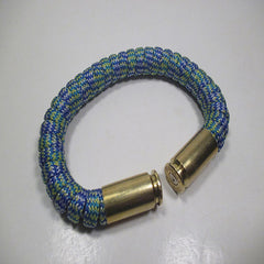 glitter paracord beararms bullet casings jewelry bracelets