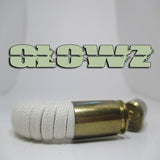 glow in the dark paracord beararms bullet casing bracelet jewelry