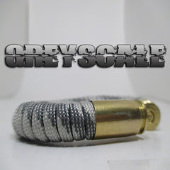greyscale paracord beararms bullet casings jewelry bracelets