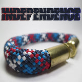 independence beararms bullet casings jewelry bracelets