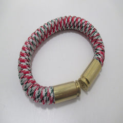 iraq vet paracord beararms bullet casings jewelry bracelets