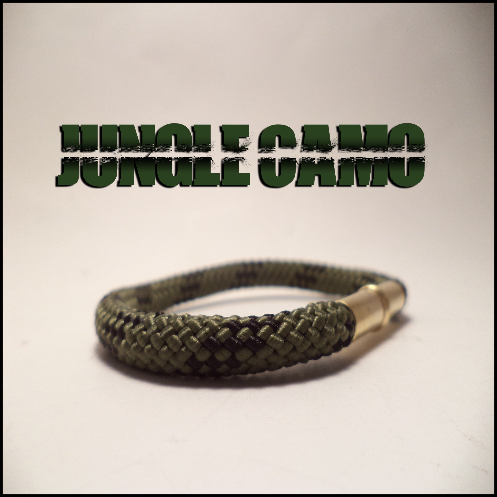 jungle camo beararms bracelet mini jewelry