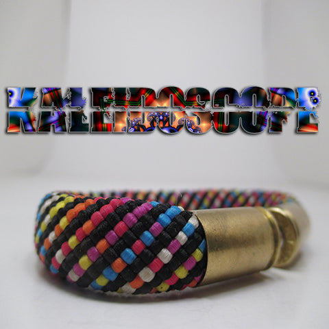 kaleidoscope beararms bullet casings jewelry bracelets