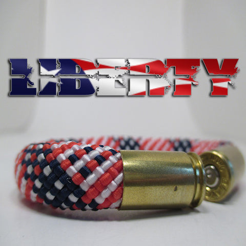 liberty beararms bullet casings bracelet jewelry