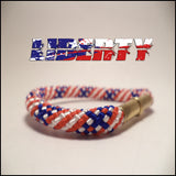 liberty beararms bracelet mini jewelry