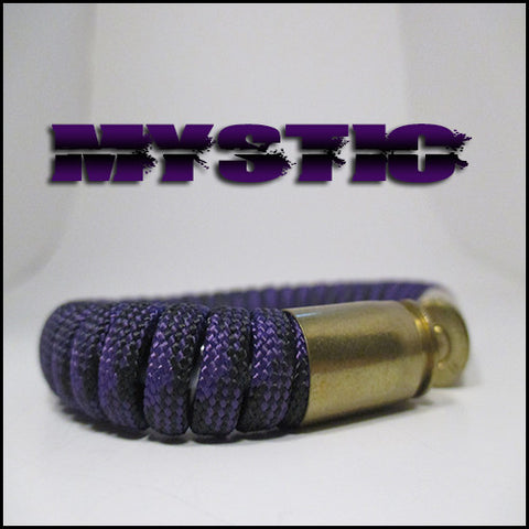 mystic paracord beararms bullet casings jewelry bracelets