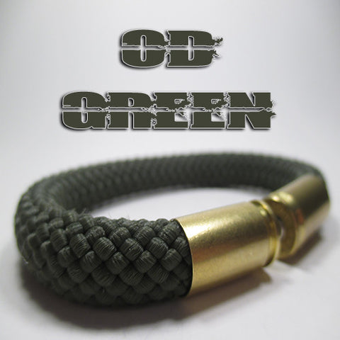 od green beararms bullet casings jewelry bracelets