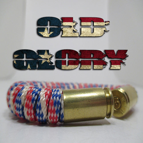 old glory paracord beararms bullet casings jewelry bracelets