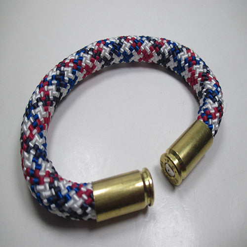 old glory beararms bullet casings jewelry bracelets