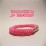 pink beararms bracelet mini jewelry