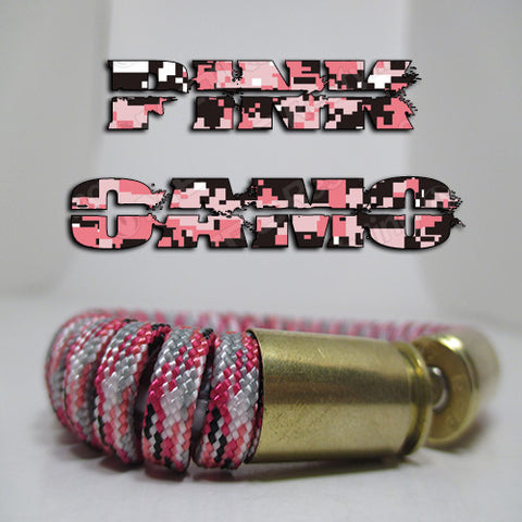 Pink Camo Paracord