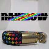 rainbow beararms bullet casings jewelry bracelets