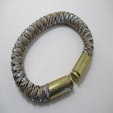 rattler paracord beararms bullet casings jewelry bracelets