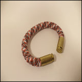 red camo beararms bullet casings jewelry bracelets