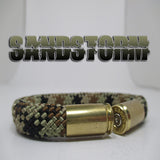 sandstorm beararms bullet casing bracelet jewelry