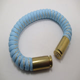 springtime paracord beararms bullet casings jewelry bracelets