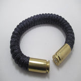 tweed denim paracord beararms bullet casings jewelry bracelets